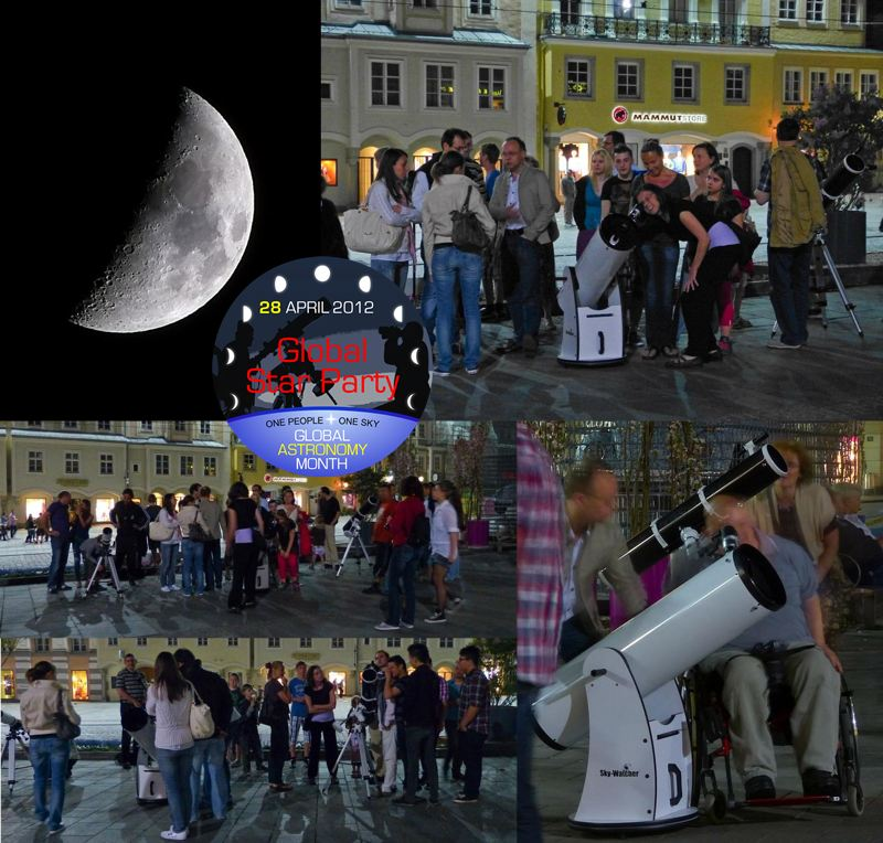 Star Party Linz/Austria